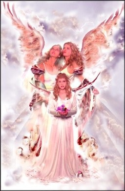 Classic Free Images 1 625 Vintage Angels Fairies Images
