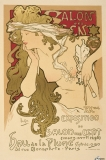 900_Salon-des-Cent-Alphonse-Mucha-Art-Nouveau-Vintage-Poster