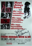 007-James-Bond-signed-POSTER-Sean-Connery-Autograph