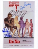 007-SEAN-CONNERY-AND-URSULA-ANDRESS-Autograph
