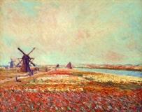 1_MONET-Claude-1886-Bulbfield-and-Windmill-Near-Leyden