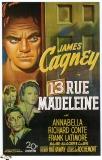 13-rue-madeleine-1946-movie-poster